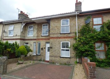 Thumbnail 3 bed terraced house to rent in Stevens Street, Lowestoft