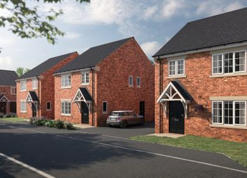 Thumbnail 4 bed detached house for sale in Plot 4, The Lilac, Westfield Gardens, 14 Westfield Court, Horbury