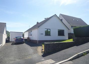 Thumbnail 2 bedroom detached bungalow to rent in The Glebe, Week St Mary, Holsworthy, Devon