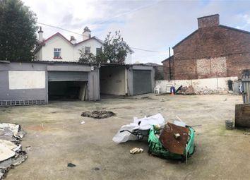 Thumbnail Land for sale in Rodney Street, Tranmere, Birkenhead