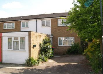 Thumbnail End terrace house for sale in Swaledale Close, Crawley