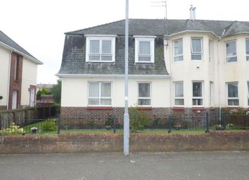 Thumbnail 3 bed flat for sale in James Brown Avenue, Ayr