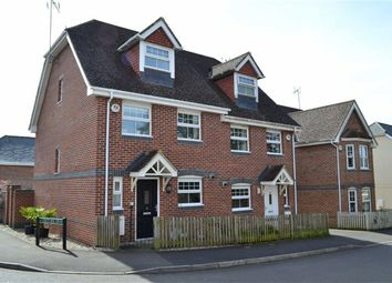 3 bed semi-detached house for sale in Pinewood Crescent, Hermitage, Berkshire RG18