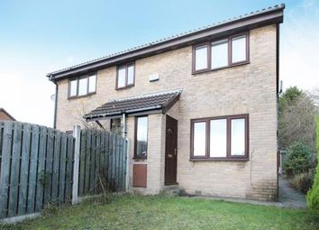 Thumbnail 2 bed semi-detached house for sale in College Close, Sheffield, South Yorkshire