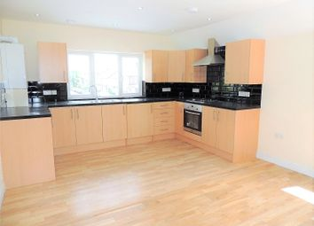 Thumbnail 3 bed flat to rent in Nutfield Road, Merstham, Redhill, Surrey