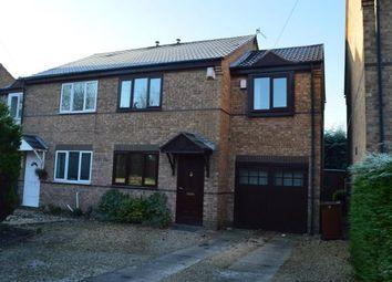 Thumbnail 3 bedroom semi-detached house for sale in Vulcan Close, Nottingham, Nottinghamshire