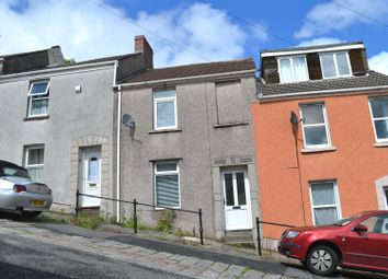 Thumbnail 2 bed terraced house for sale in Clifton Hill, Mount Pleasant, Swansea