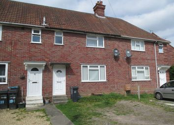 Thumbnail 3 bedroom terraced house for sale in Westfield Grove, Yeovil