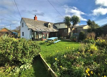 Thumbnail 3 bed semi-detached house for sale in St. Merryn, Padstow