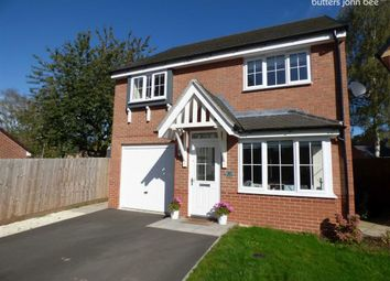 Thumbnail 4 bed detached house for sale in Hayeswater Grove, Stone, Staffordshire