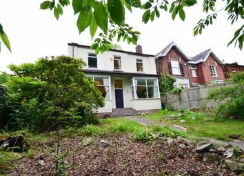 Thumbnail 4 bedroom detached house to rent in Peel Villa, Rushford Avenue, West Point, Manchester, Greater Manchester