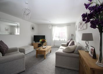 Thumbnail 2 bed flat for sale in Sculptor Crescent, Stockton-On-Tees
