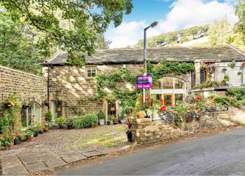 Thumbnail 5 bed barn conversion for sale in Greenhill Lane, Bingley