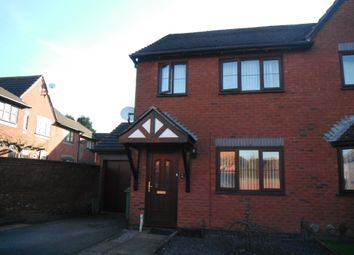 Thumbnail 3 bedroom semi-detached house to rent in Wilton Way, Exeter