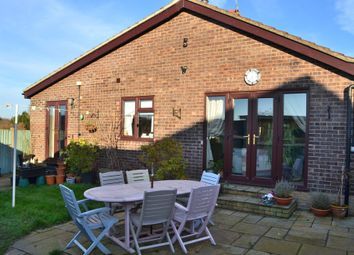 Thumbnail 3 bed detached bungalow for sale in Hamilton Way, Ditchingham, Bungay