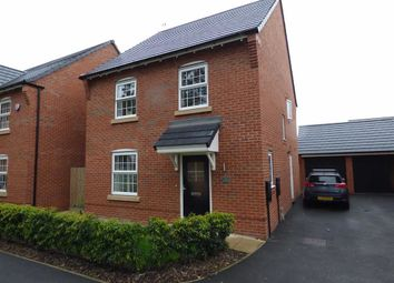 Thumbnail 3 bed detached house for sale in Brooke Avenue, Northwich, Cheshire