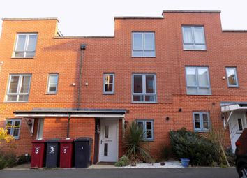 Thumbnail 4 bedroom town house for sale in Battle Square, West Reading