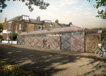 Thumbnail 4 bedroom land for sale in Peploe Road, London