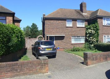 Thumbnail 3 bed semi-detached house for sale in Daleside, Chelsfield, Orpington