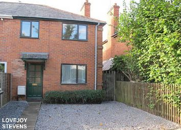 Thumbnail 3 bed semi-detached house to rent in Queens Road, Newbury