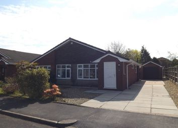 Thumbnail 3 bed bungalow to rent in Allerby Way, Lowton, Warrington