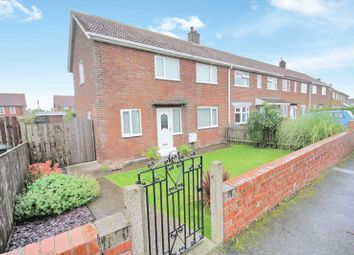 Thumbnail 3 bed terraced house for sale in Barnard Road, Easington, Saltburn-By-The-Sea