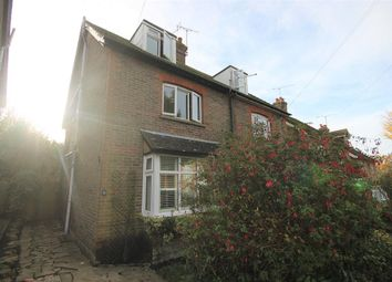 Thumbnail 3 bed semi-detached house for sale in Clinton Hill, Dormansland, Lingfield