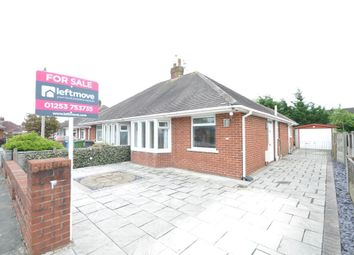 Thumbnail 2 bed semi-detached bungalow for sale in Kingsley Close, Thornton Cleveleys, Lancashire