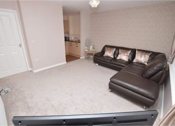 Thumbnail 2 bed flat for sale in 20 Whimbrel Wynd, Renfrew