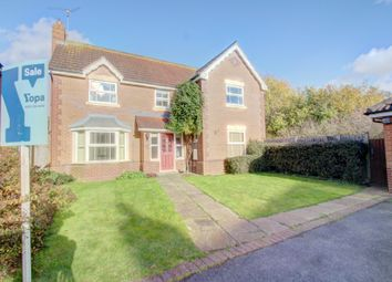 Thumbnail 4 bedroom detached house for sale in The Ashway, Brixworth, Northampton