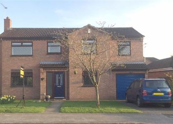 Thumbnail 4 bed detached house for sale in Whirlow Road, Wistaston, Crewe