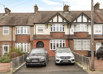 3 bed terraced house for sale in Whitehill Lane, Gravesend DA12