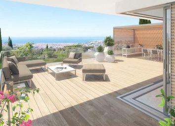 Thumbnail 4 bed apartment for sale in Nice - Domaine De Gairaut (4 Beds), Cote D'azur, Nice