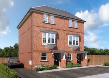 Thumbnail 3 bed town house for sale in Off Dykes Way Wincanton