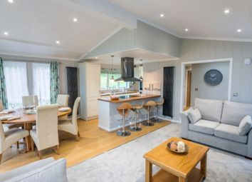 Thumbnail 2 bed lodge for sale in Chapel Hill, Lincoln