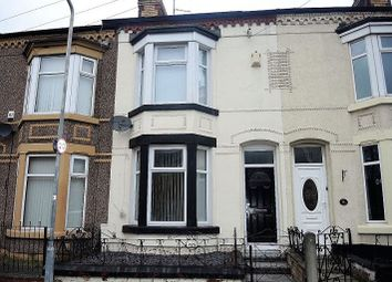 Thumbnail 3 bed terraced house to rent in Clare Road, Bootle, Liverpool
