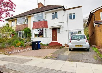 Thumbnail 2 bed flat to rent in Abercorn Road, Mill Hill, London
