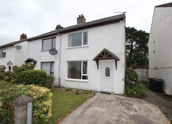 Thumbnail 2 bed semi-detached house for sale in Fernagh Road, Newtownabbey