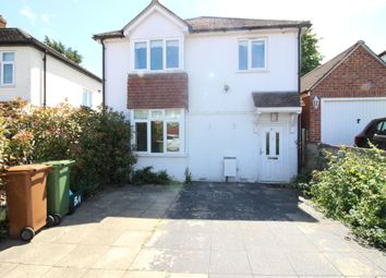 Thumbnail 3 bed detached house to rent in Inverness Road, Worcester Park