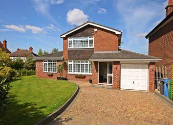 Thumbnail 3 bed detached house for sale in Warren Road, Appleton, Warrington
