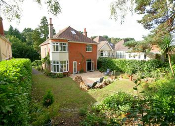 Thumbnail 5 bed detached house for sale in Chester Road, Branksome Park, Poole, Dorset