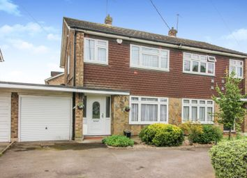 3 bed semi-detached house for sale in London Road, Benfleet SS7