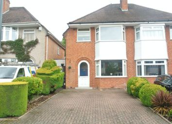 Thumbnail 3 bedroom semi-detached house for sale in Loxley Avenue, Birmingham
