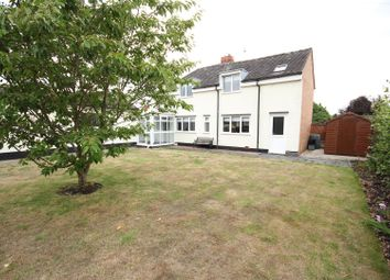 Thumbnail 2 bed cottage for sale in William Newton Close, Egginton, Derby
