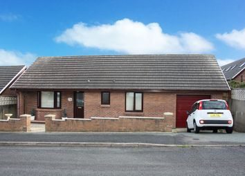 Thumbnail 2 bed detached bungalow for sale in Gateholm Avenue, Hubberston, Milford Haven