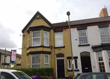 Thumbnail 4 bed property to rent in Garmoyle Road, Wavertree, Liverpool