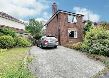 Thumbnail 4 bed semi-detached house to rent in Littlemoor Crescent, Newbold, Chesterfield, Derbyshire