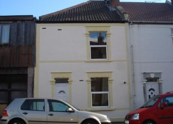 Thumbnail 1 bed flat to rent in Compton Street, Redfield, Bristol