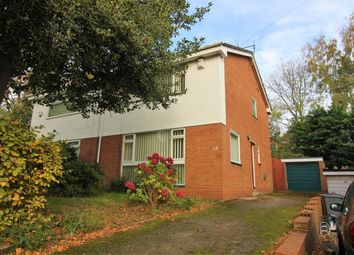 Thumbnail 3 bed semi-detached house for sale in Birch Road, Oxton, Wirral
