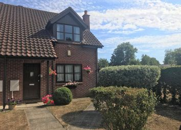 Thumbnail 2 bed semi-detached house for sale in Colley Close, Colmworth, Bedfordshire